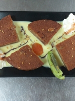Moelleux à la crème de marron 2